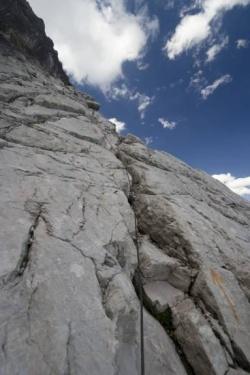 Il rifugio torrani pu attendere gruppo escursionistico - Civetta porta fortuna ...